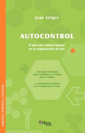 Autocontrol. El Plus Del Control Interno En La Organizacion De Hoy by Jean Selger image