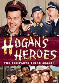 Hogan's Heroes -  The Complete Season 3 (5 Disc Set) on DVD image