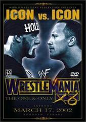 WWE - Wrestlemania 18 on DVD