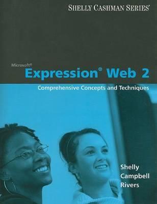 Microsoft Expression Web 2 by Gary B Shelly image