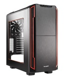 Be Quiet! Silent Base 600 Windowed Case - Red