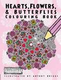 Hearts, Flowers, and Butterflies by Complicated Colouring