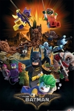 LEGO Batman The Movie Maxi Poster (632)