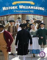 Historic Williamsburg by Joanne Mattern