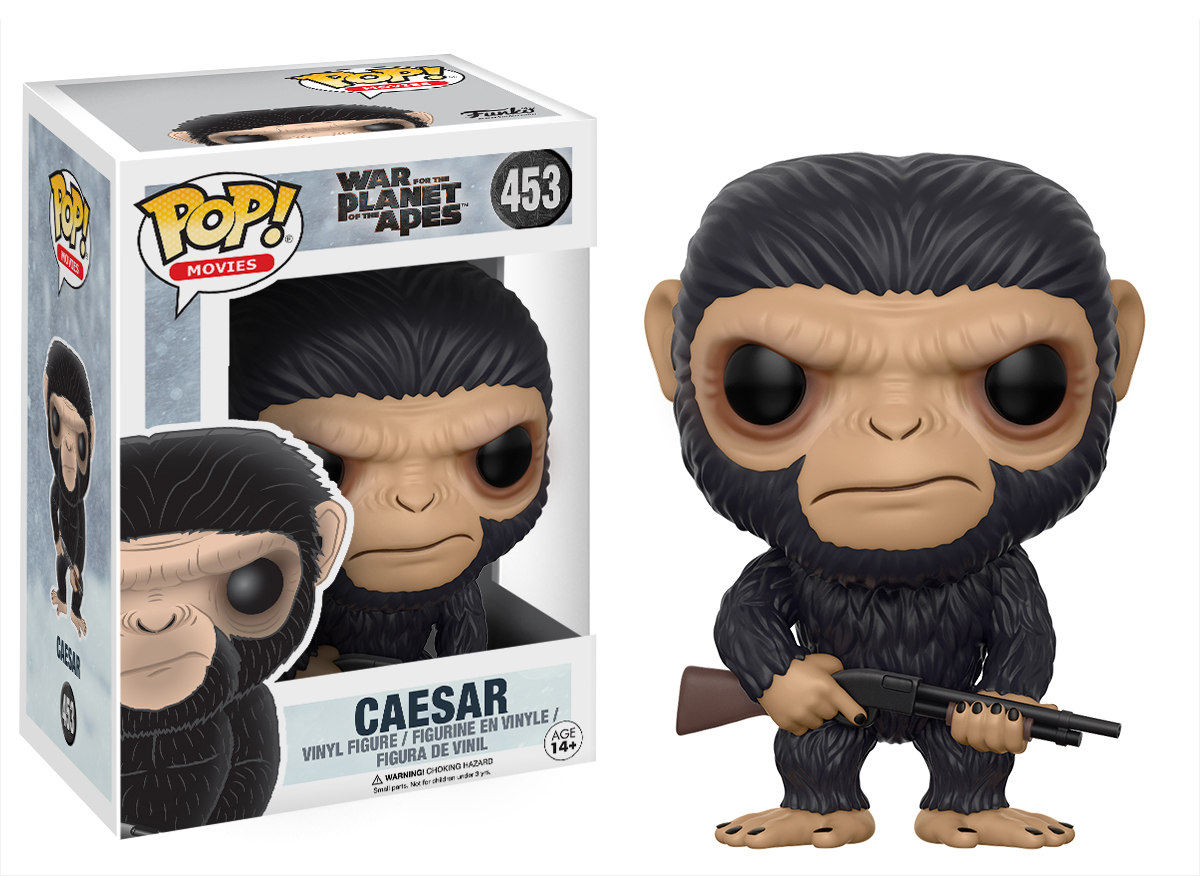 War for the Planet of the Apes - Caeser Pop! Vinyl Figure image