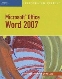 Microsoft Office Word 2007, Illustrated Complete by Carol Cram image