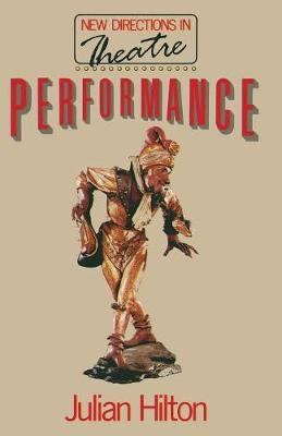 Performance by Julian Hilton