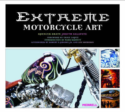 Extreme Motorcycle Art by Spencer Drate