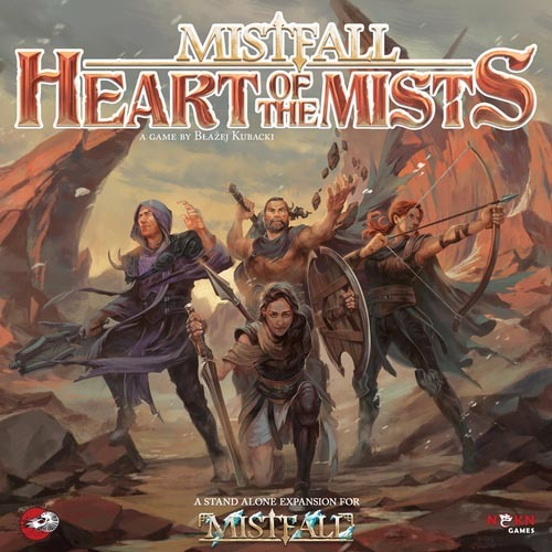 Mistfall: Heart of the Mists image