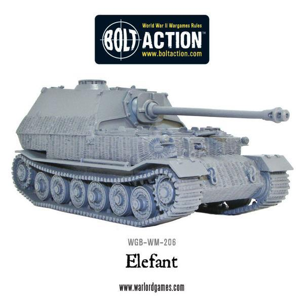 SD.Kfz Elefant heavy tank destroyer