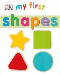My First Shapes by DK image