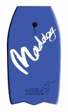 """Maddog: MSP637 Missile - 41"""" Bodyboard (Blue)"""