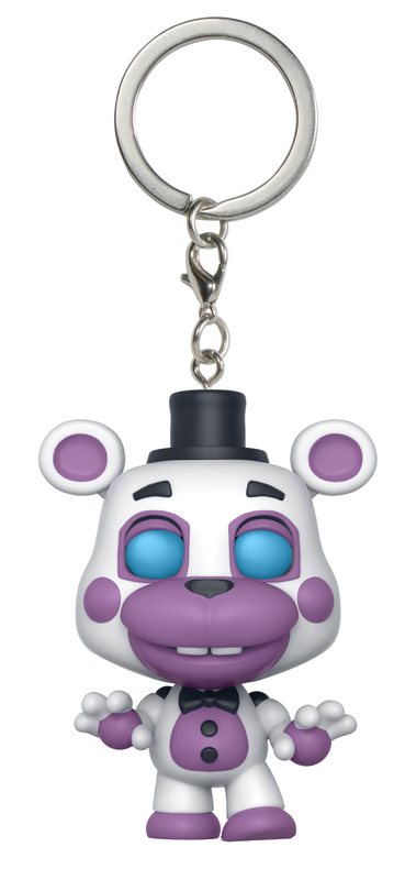 Five Nights at Freddy's: Pizza Simulator - Helpy Pocket Pop! Keychain