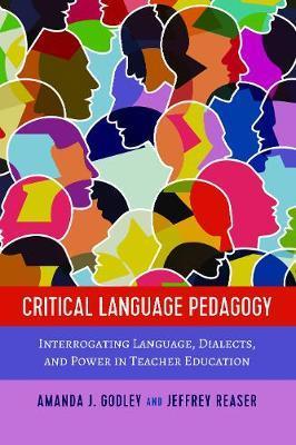 Critical Language Pedagogy by Amanda J. Godley image