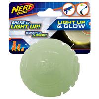 Nerf Dog Blaster LED Glow Sonic Ball