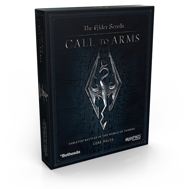 Elder Scrolls: Call to Arms - Core Rule Set