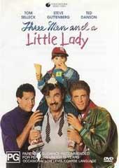 Three Men & A Little Lady on DVD