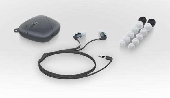 Logitech Ultimate Ears 400 Noise-Isolating Earphones image