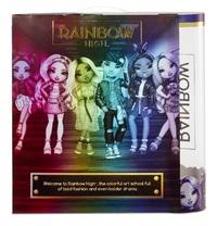 Rainbow High: River Kendall - Fashion Doll