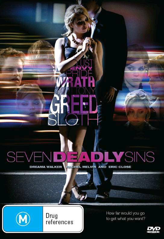Seven Deadly Sins on DVD