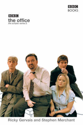 The The Office: The Scripts, Series 2 by Ricky Gervais