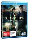 Supernatural - The Complete First Season on Blu-ray