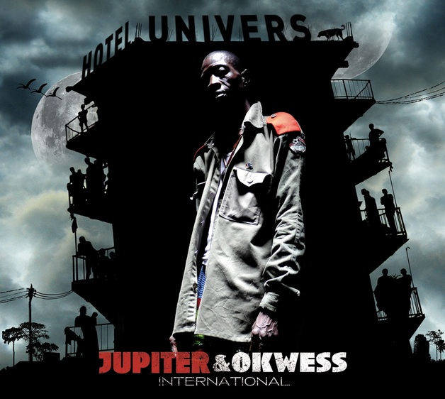 Hotel Univers by Jupiter & Okwess International