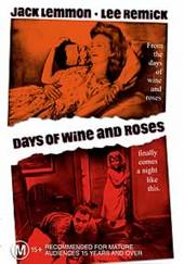 Days Of Wine and Roses on DVD