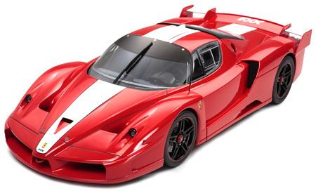 Tamiya: 1/24 Ferrari FXX - Model Kit image