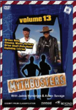 Mythbusters - Vol. 13 on DVD