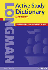 Longman Active Study Dictionary 5th Edition Paper image
