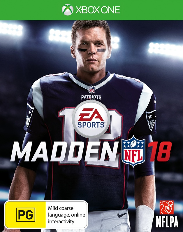 Madden NFL 18 for Xbox One