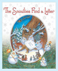 The Snowlies Find a Letter by Corinne Mellor image