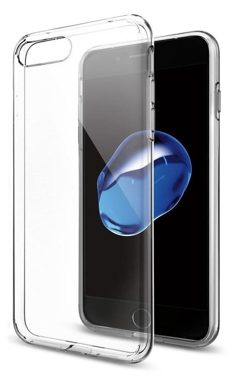 Spigen: iPhone 7 Plus - Liquid Crystal Case (Clear)