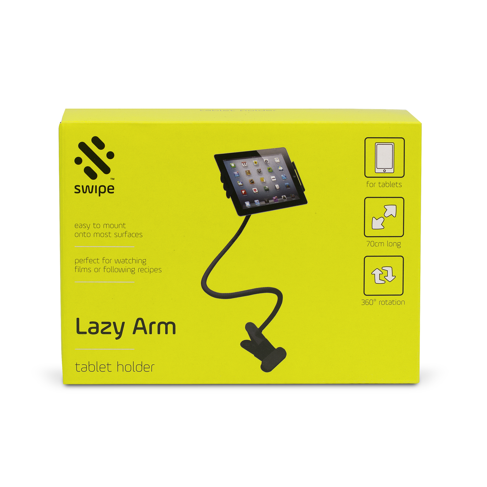 Lazy Arm Tablet Version image