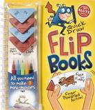 Quick Draw Flip Books by Klutz Press