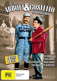 The Abbott & Costello Collection on DVD