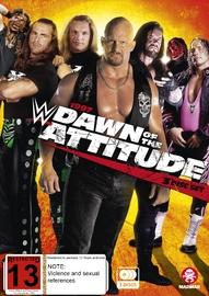 WWE: 1997: Dawn Of The Attitude on DVD