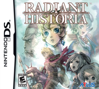 Radiant Historia for Nintendo DS