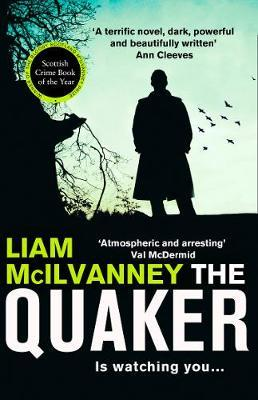 The Quaker by Liam McIlvanney image
