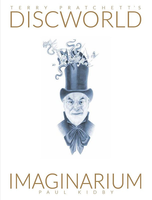 Terry Pratchett's Discworld Imaginarium by Paul Kidby