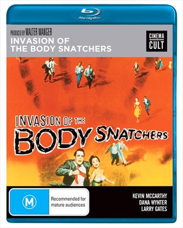 Invasion of The Body Snatchers on Blu-ray