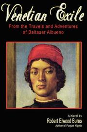 Venetian Exile by Robert Edwards Burns image