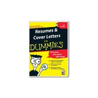 Resumes and Cover Letters For Dummies image