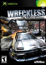 Wreckless: The Yakuza Missions for Xbox