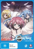 Heaven's Lost Property - The Angeloid of Clockwork on DVD