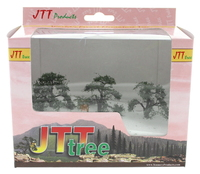 "JTT Scenic Live Oak Trees 2"" (3pk) - N Scale"