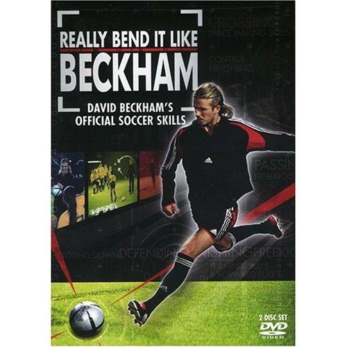Really Bend It Like Beckham - David Beckham's Official Soccer Skills on DVD