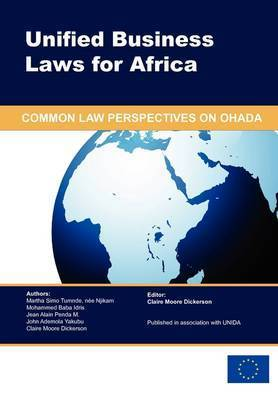 Unified Business Laws for Africa by Martha Simo Tumnde