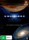 The Universe - The Complete Season 2 (5 Disc Set) DVD